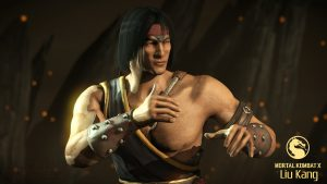 Attachment for Mortal Kombat X Characters - Liu Kang Wallpaper