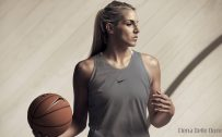 Nike Wallpaper 1 of 17 - Elena Delle Donne WNBA Player