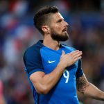 Olivier Giroud France Football Squad 2016 Wallpaper