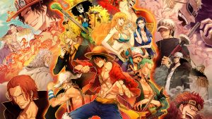 Attachment file for One Piece Wallpaper - All One Piece Characters