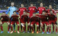 Photo of Spain National Football Squad 2016 for Wallpaper