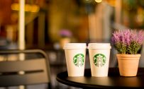 Attachment file for Starbucks Pictures in HD with two Cups