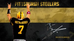 Attachment for Ben Roethlisberger Steelers Wallpaper 8 of 37