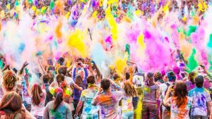 Holi party ideas for happy Holi celebration - India 2018