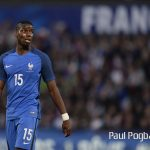 Paul Pogba France Football squad 2016