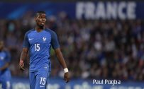 Paul Pogba France Football squad 2016
