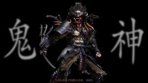 Attachment file for predator wallpaper 6 of 7 Samurai Predator