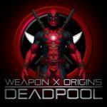 Attachment for Weapon x Origins Deadpool Wallpaper