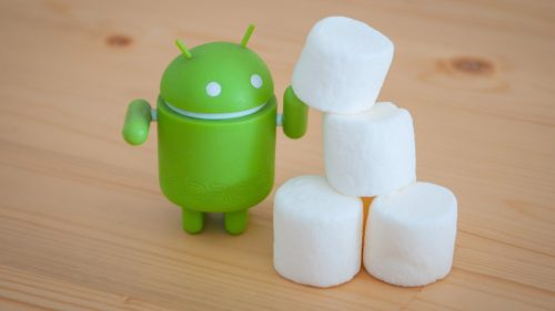 Attachment for 37 Cute Stuff Wallpapers - Marshmallow Android Robot in 4K