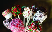 Attachment for 37 Cute Stuff Wallpapers - Marshmallow Pops