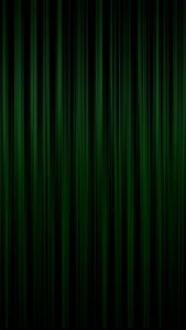 Green Vertical Lines and Black iPhone Background for iPhone 7 and iPhone 6s