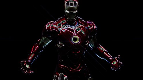 Attachment for HD Wallpapers 1080p with Superheroes - Iron Man (7 of 23)