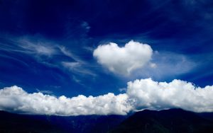 Attachment for Heart Shaped Cloud 11 of 57 - Perfect Love Shaped Cloud