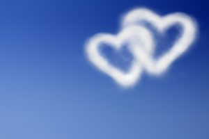 Attachment for Heart Shaped Cloud 13 of 57 Animated Twin Hearts Cloud