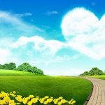 Attachment for Heart Shaped Cloud 14 of 57 with Animated Love Shape Cloud in Nature