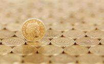 Money Wallpaper 3 of 27 - Coin in Macro