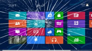 broken screen wallpaper 1 of 49 Best Choice - Windows 8