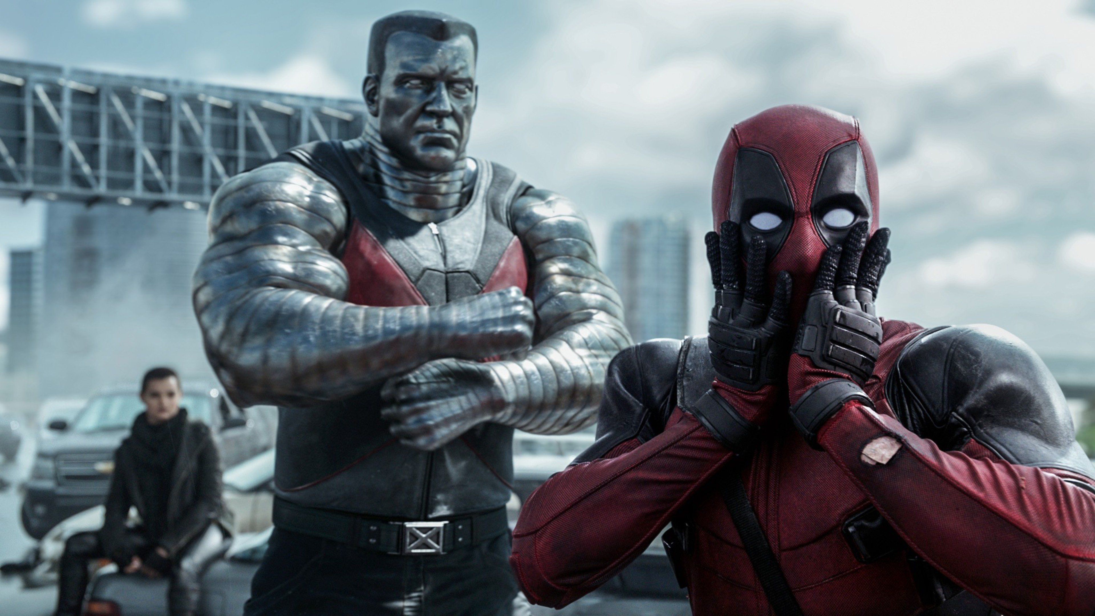 Deadpool And Friends Colossus Negasonic Wallpaper 27 Pics