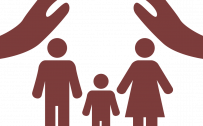 Family Insurance Icon for Marketing
