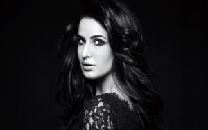 Attachment file to download for Katrina Kaif Photo in black and white for Indian Celebrity