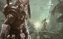 Attachment file for predator wallpaper 7 of 7 - Aliens VS Predator Poster