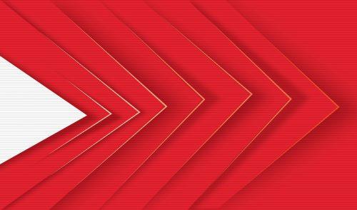 Red white pattern for desktop background