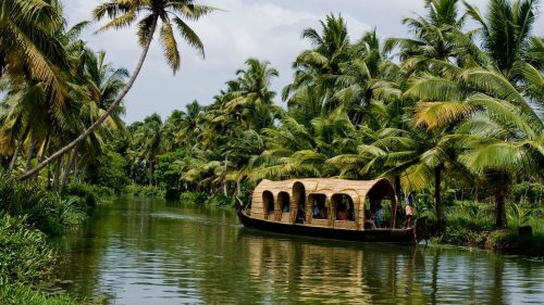 Kerala Backwaters as the #2 of 10 Best Nature Images HD in India