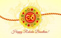 Picture for Happy Raksha Bandhan Walpaper in 2560x1600