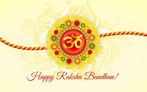 Picture for Happy Raksha Bandhan Wallpaper in 2560x1600