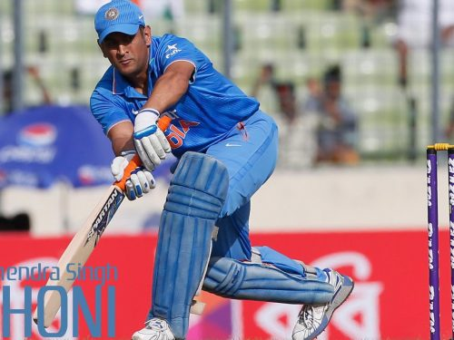 Mahendra Singh Dhoni Wallpaper in 4K - Indian Cricket Players Photos Download