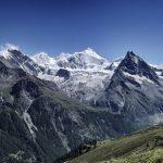 Free Download of Beautiful Nature 4K Wallpaper with Val de Zinal in Switzerland
