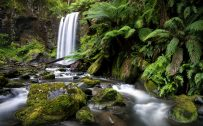 High Resolution Picture of Hopetoun Falls Australia