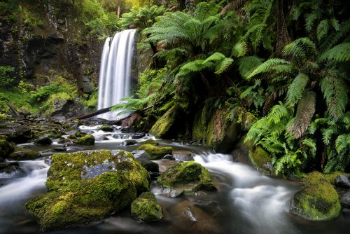 High Resolution Picture of Hopetoun Falls Australia