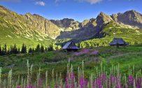 Polish Tatra mountains wallpaper in HD 1920x1080