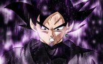 Goku Black Powering Up