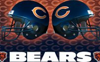 Chicago Bears Helmet Picture for Wallpaper