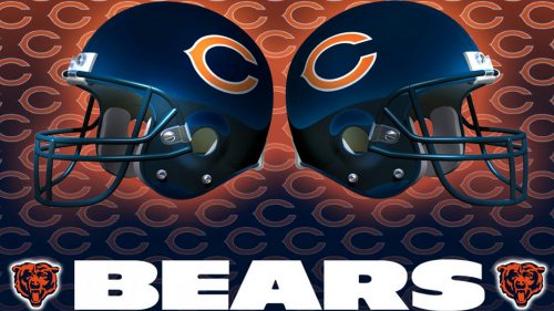 Chicago Bears Helmet Picture for HD Wallpaper