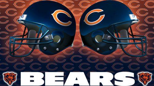 Chicago Bears Helmet Picture for Wallpaper
