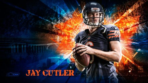 12 Best Chicago Bears Wallpapers 03 Jay Cutler