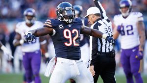 Pernell McPhee - Chicago Bears Roster