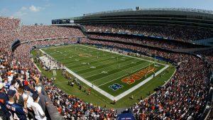 Chicago Bears Stadium or Soldier Field