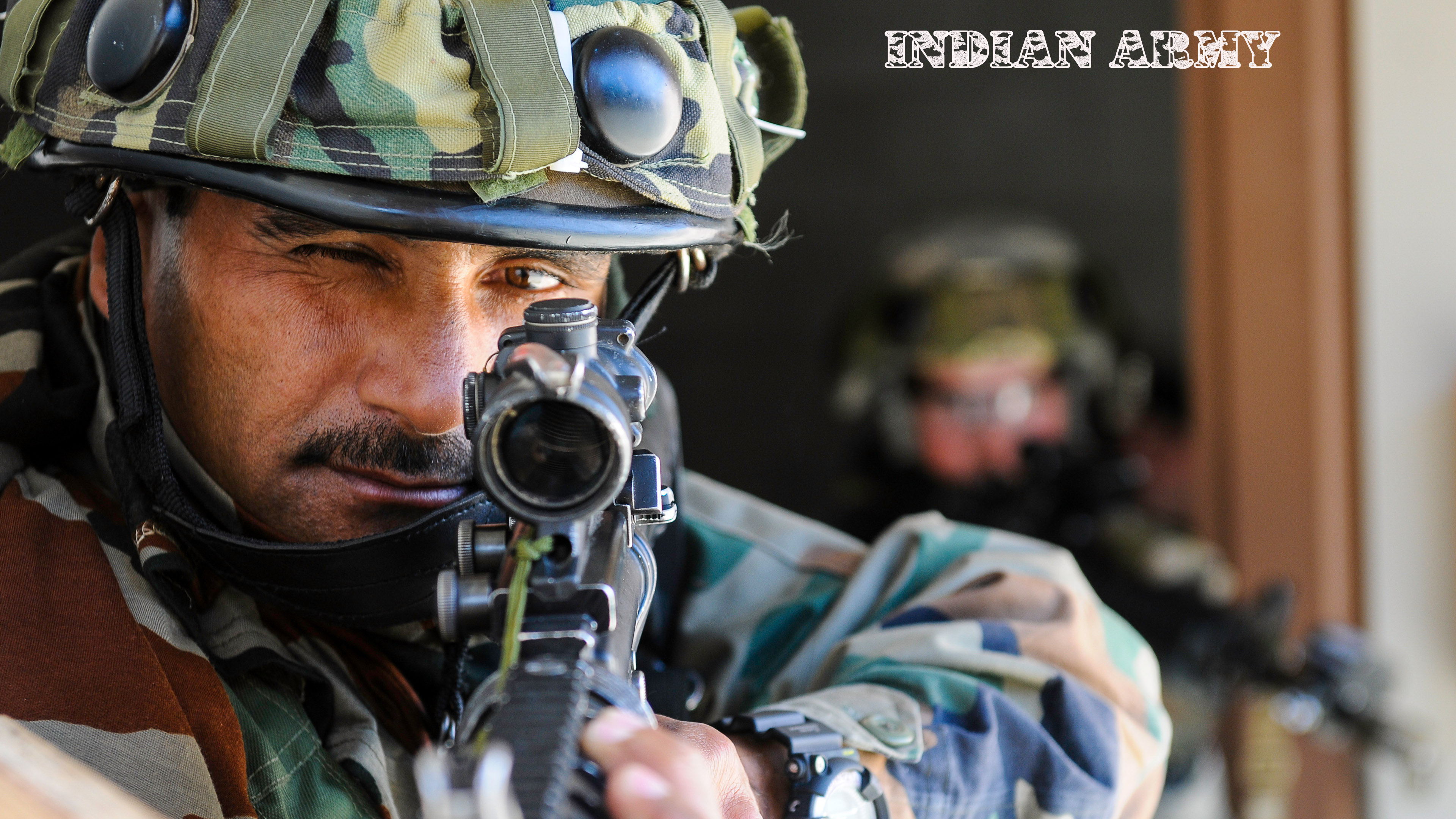 Indian Army Wallpaper In 4K Ultra HD