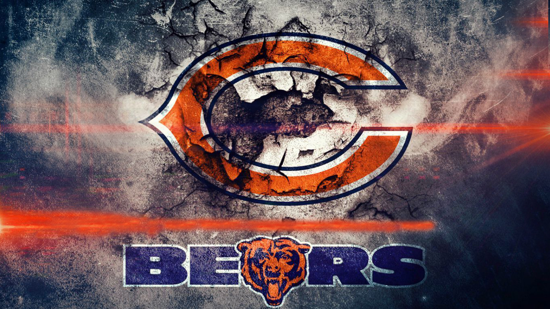 12 Best Chicago Bears Wallpapers #01