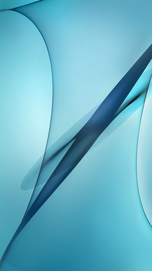 Curve Lights 07 for Samsung Galaxy S7 and Edge Wallpaper