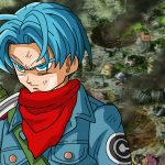 Dragon Ball Super Wallpaper 34 of 49 with the picture of Future Trunks Saga