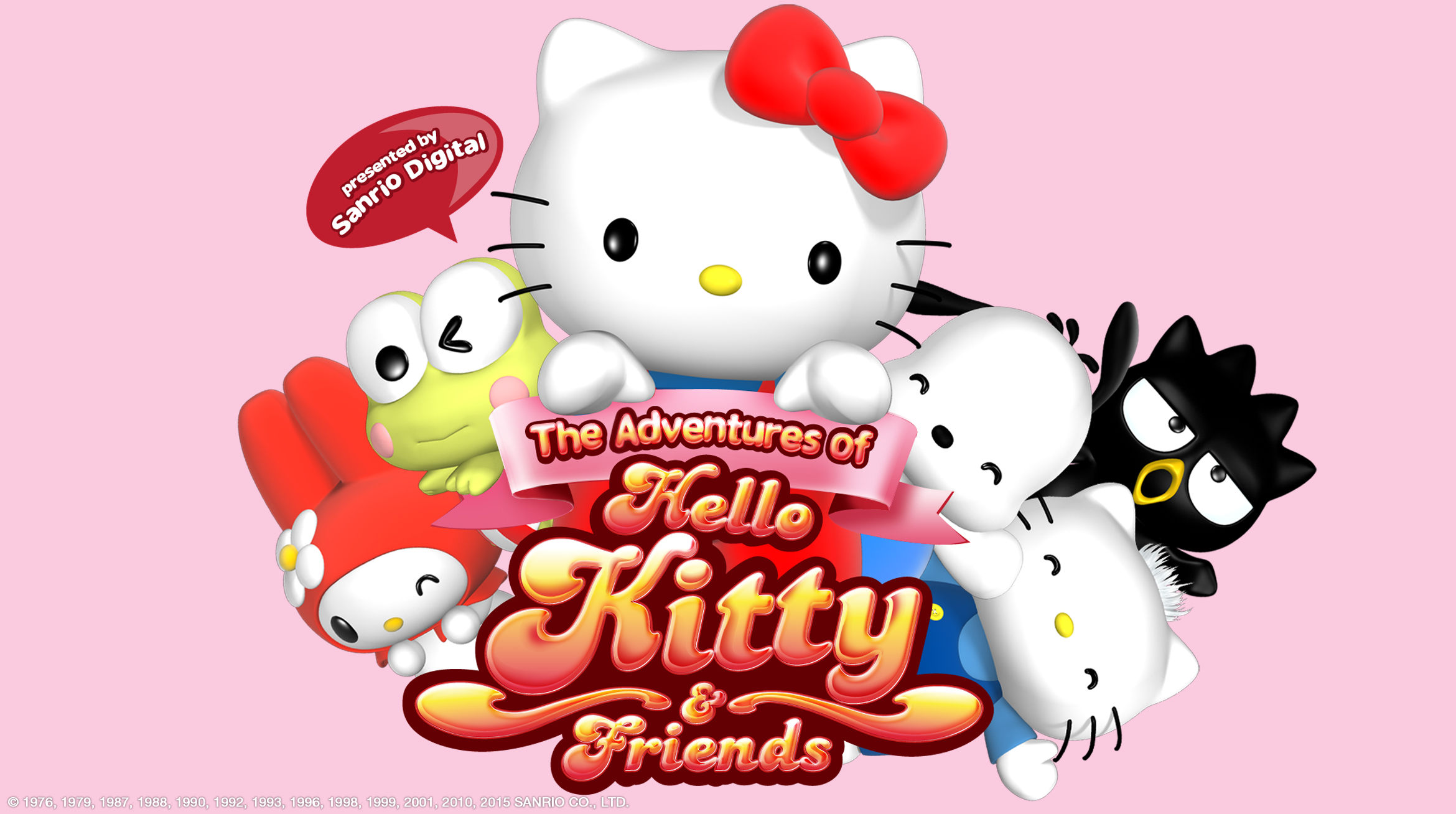 The Adventures of Hello Kitty and