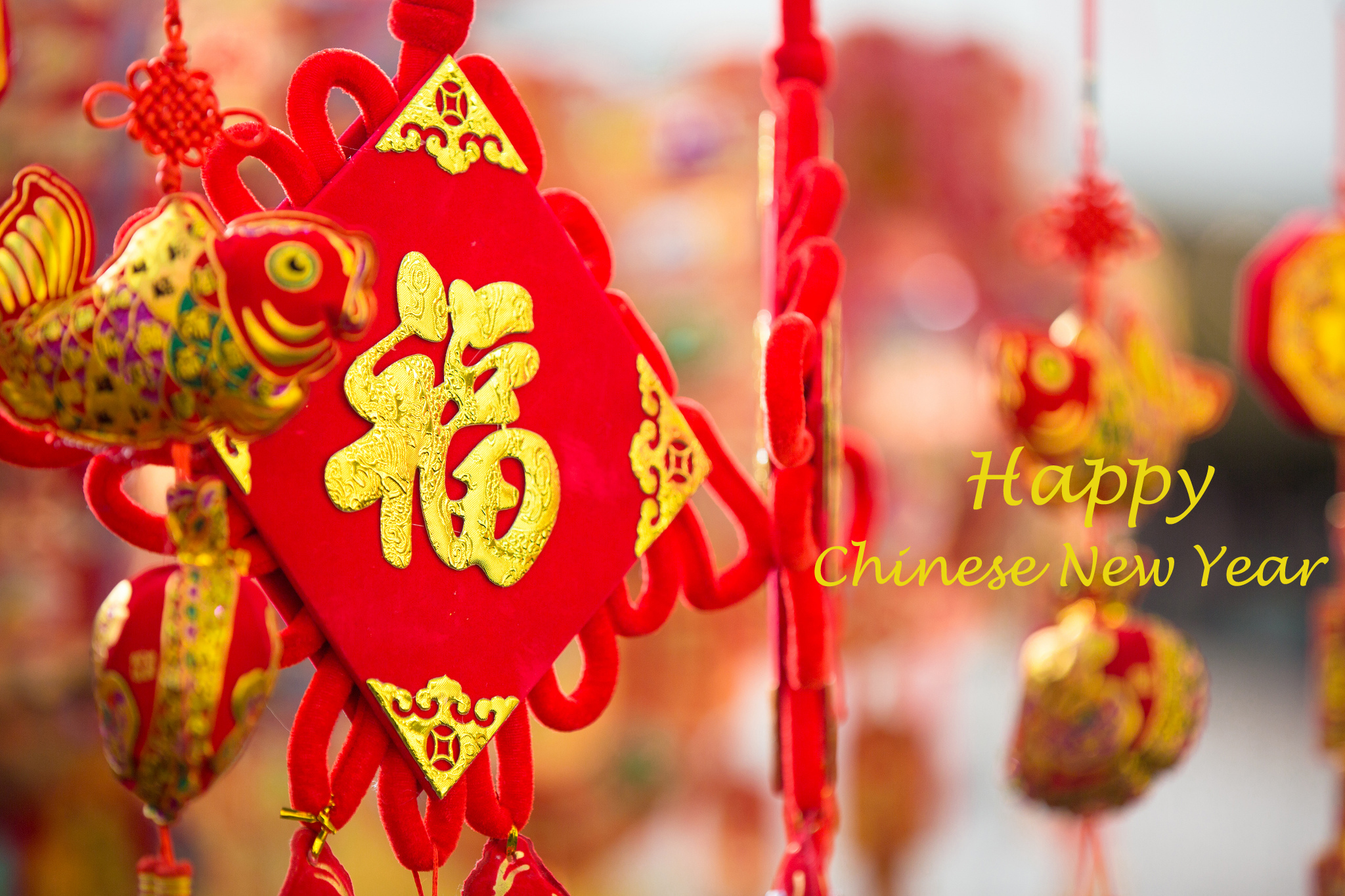 Chinese New Year Decorations for Wallpaper - HD Wallpapers ...