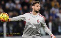 Photo of Gianluigi Donnarumma AC Milan Goalkeeper