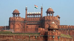 Republic Day Flag Hoisting at Red Fort