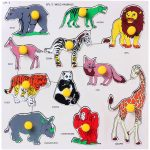 Free Download of Animal Pictures with Names in colorful